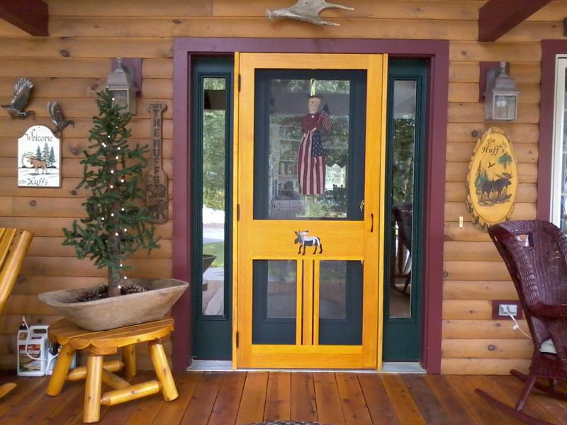 20 Stunning Front Door Designs-15