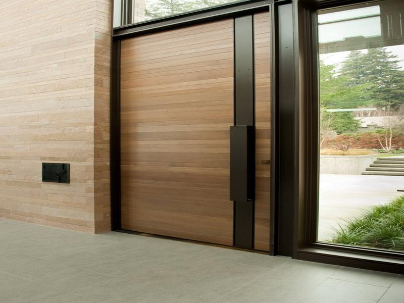 20 Stunning Front Door Designs-18