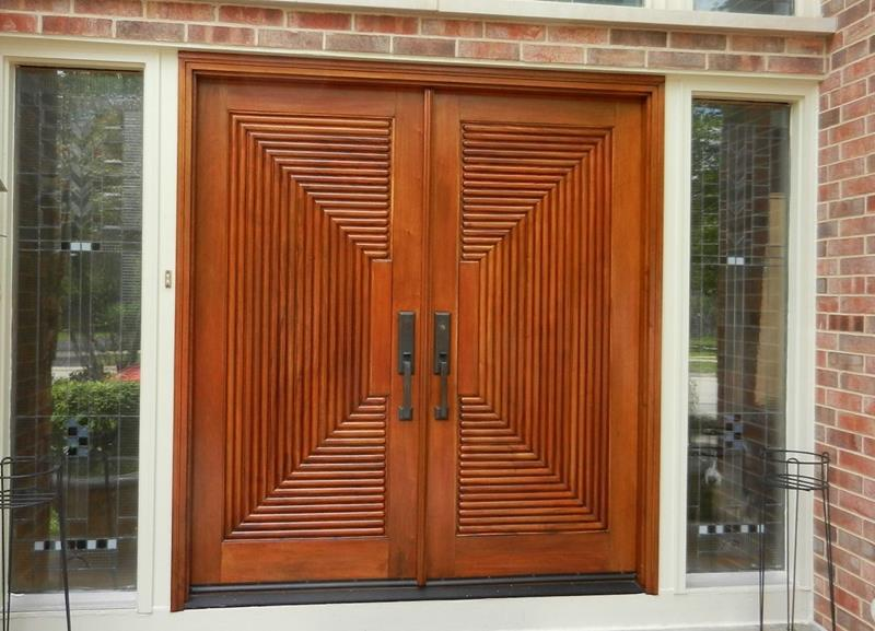 20 Stunning Front Door Designs-2