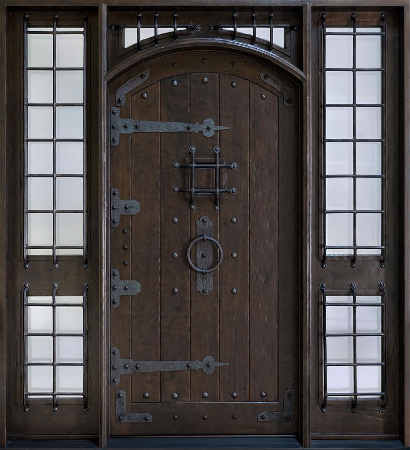 20 Stunning Front Door Designs-3