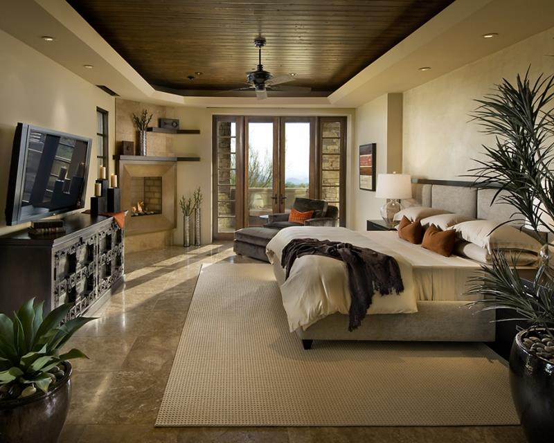 21 Contemporary and Modern Master Bedroom Designs-1
