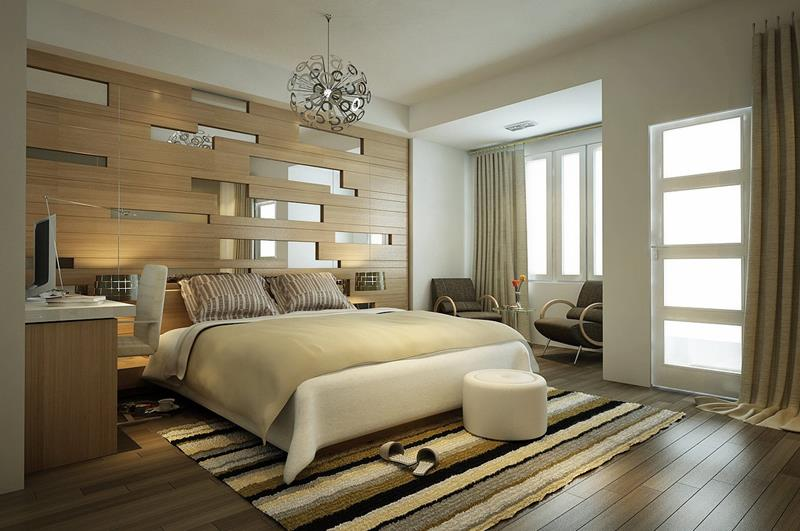 21 Contemporary and Modern Master Bedroom Designs-13