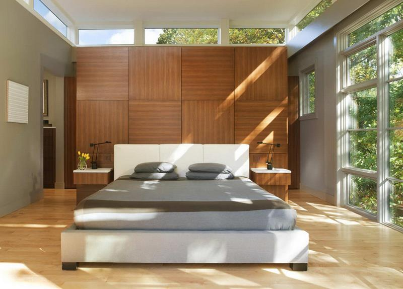 21 Contemporary and Modern Master Bedroom Designs-21