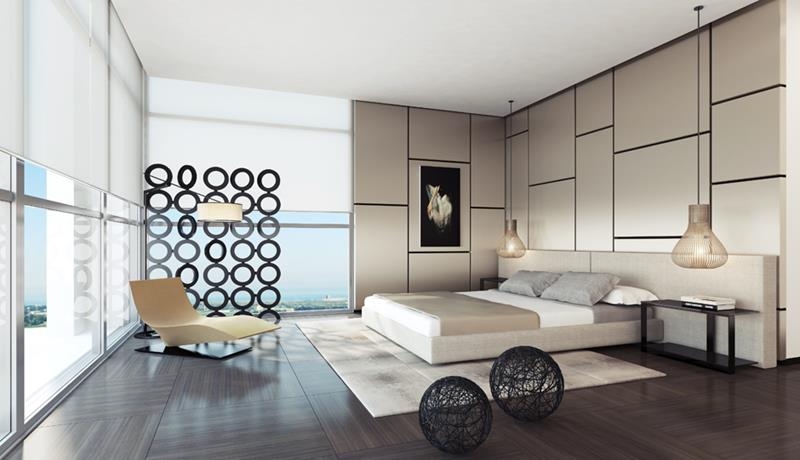 21 Contemporary and Modern Master Bedroom Designs-3