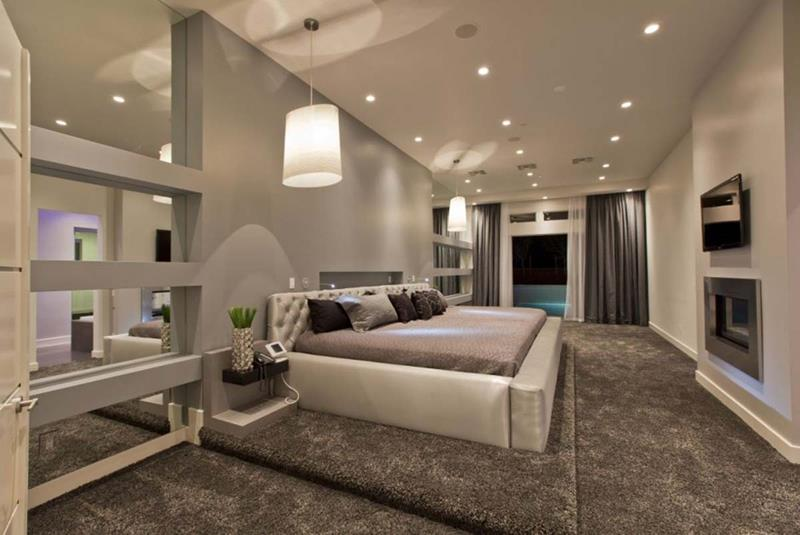 21 Contemporary and Modern Master Bedroom Designs-4