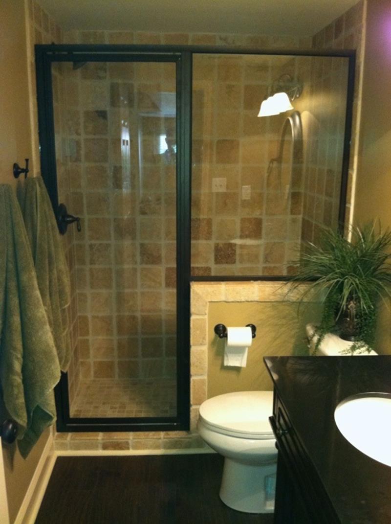 21 Simply Amazing Small Bathroom Designs-1