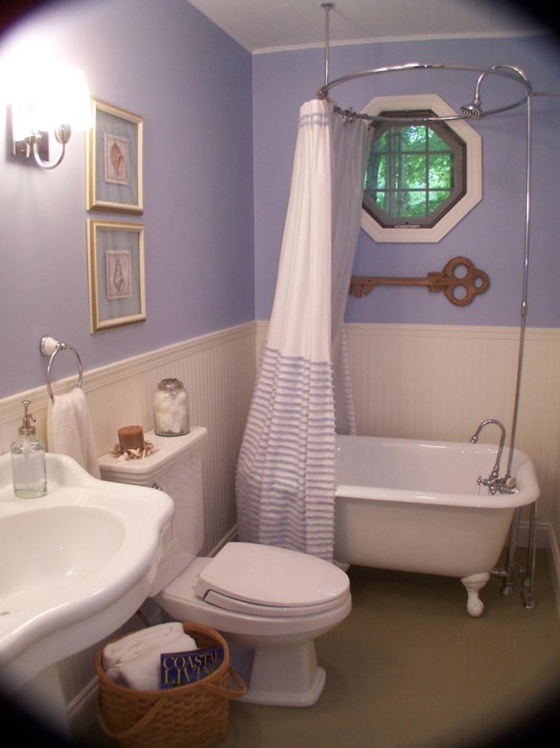 21 Simply Amazing Small Bathroom Designs on Simple Bathroom Designs For Small Spaces  id=22461