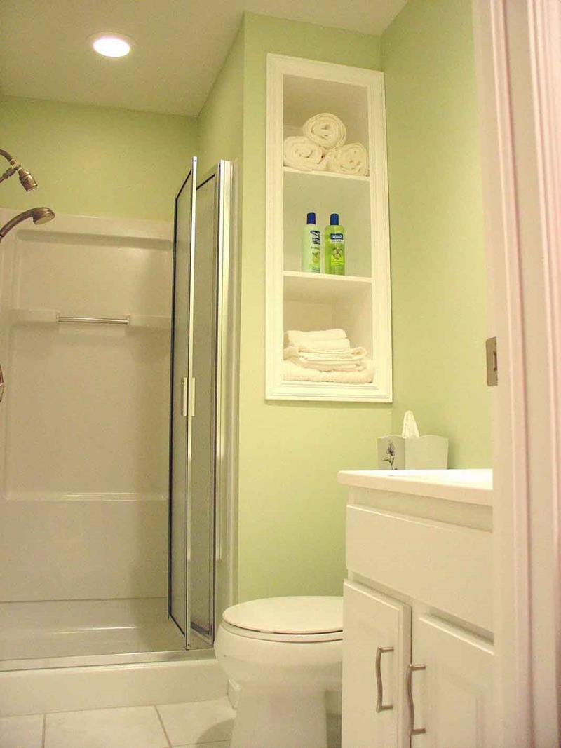 21 Simply Amazing Small Bathroom Designs on Small Bathroom Ideas With Shower Only id=55733