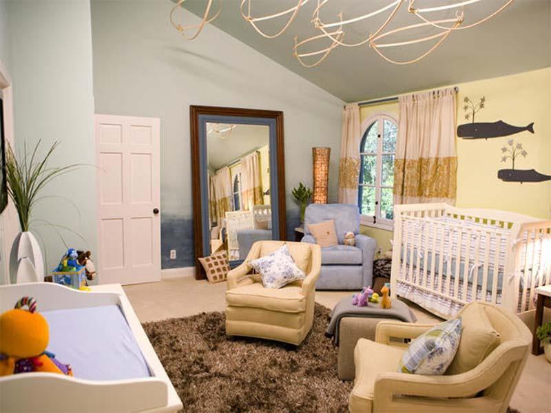 23 Absolute Adorable Nursery Designs-13