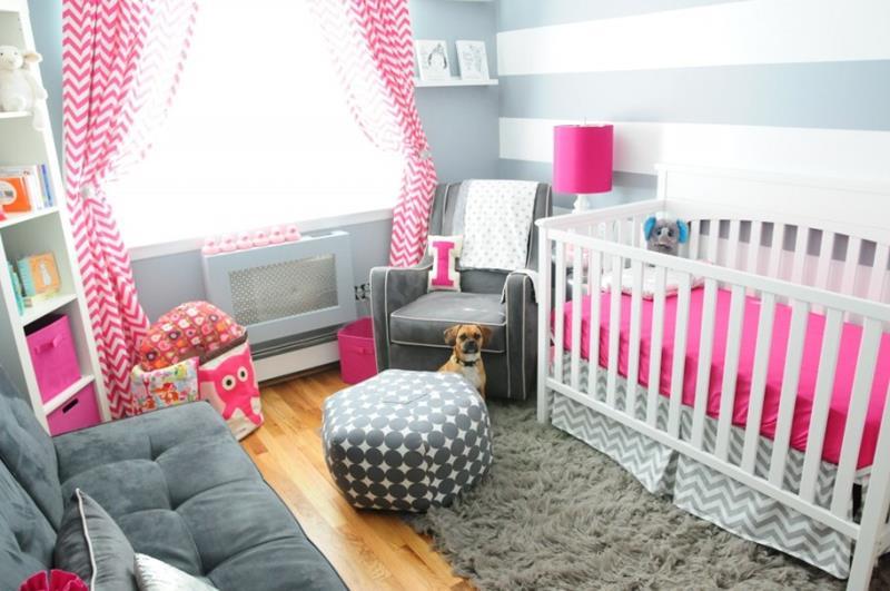 23 Absolute Adorable Nursery Designs-16