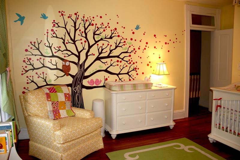 23 Absolute Adorable Nursery Designs-8
