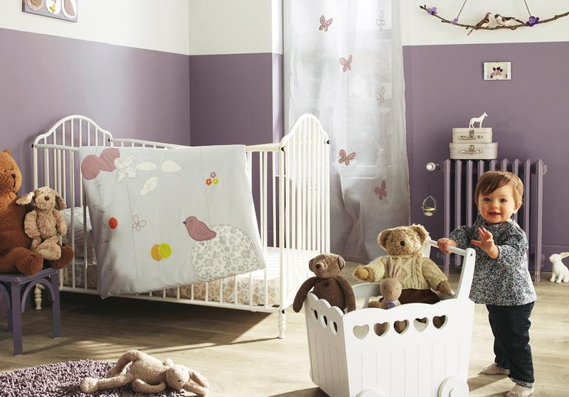 23 Absolute Adorable Nursery Designs-title