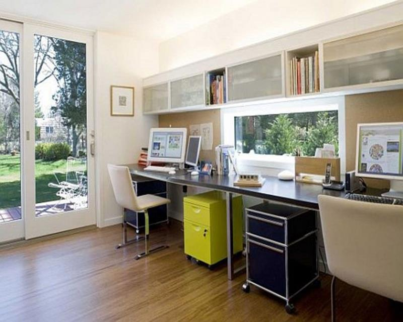23 Amazingly Cool Home Office Designs-1