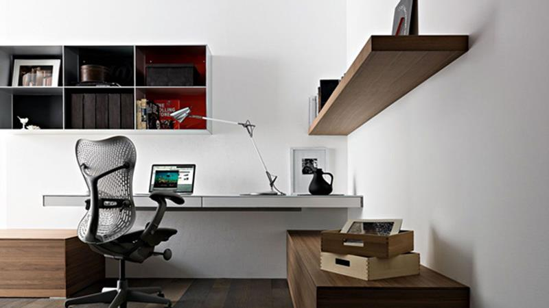 23 Amazingly Cool Home Office Designs-11