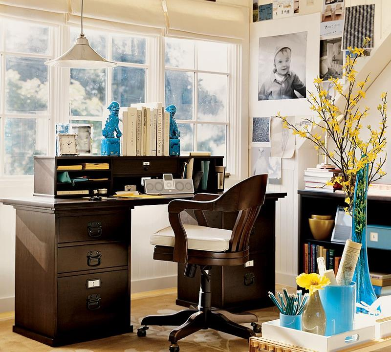 23 Amazingly Cool Home Office Designs-14