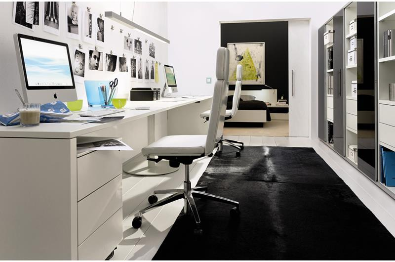 23 Amazingly Cool Home Office Designs-15