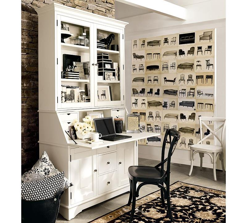 23 Amazingly Cool Home Office Designs-19