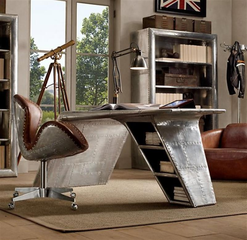 23 Amazingly Cool Home Office Designs-20