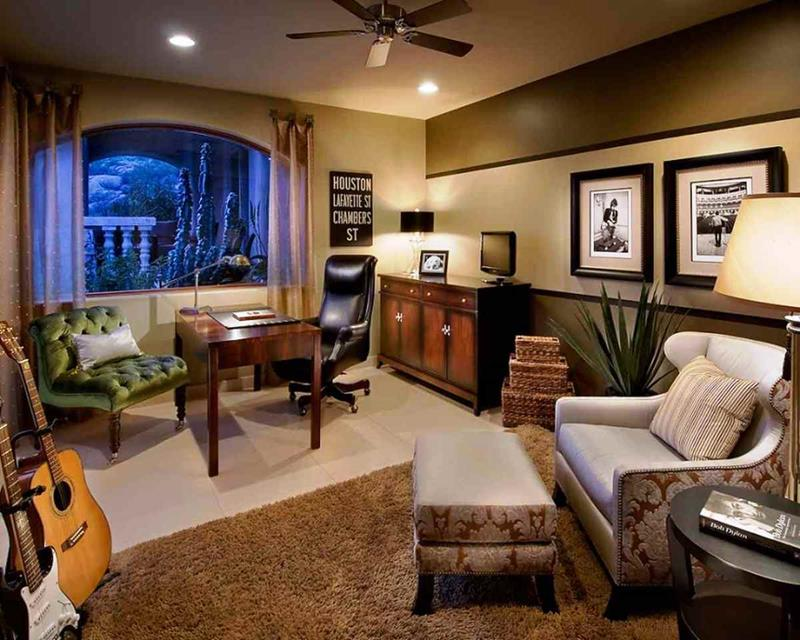 23 Amazingly Cool Home Office Designs-3