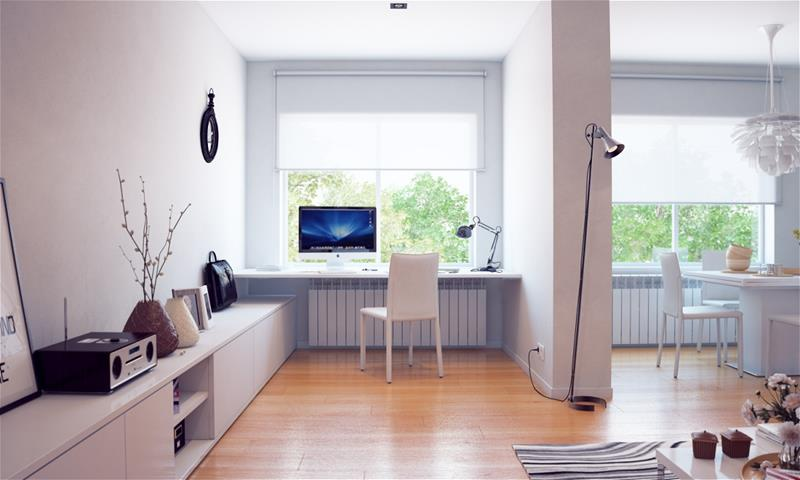 23 Amazingly Cool Home Office Designs-7