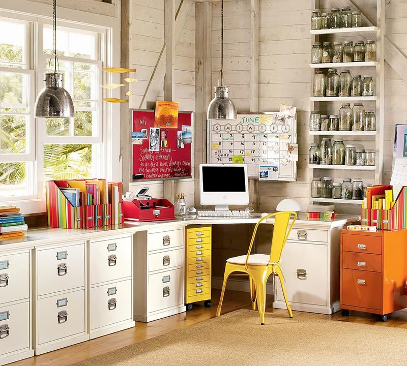 23 Amazingly Cool Home Office Designs-8