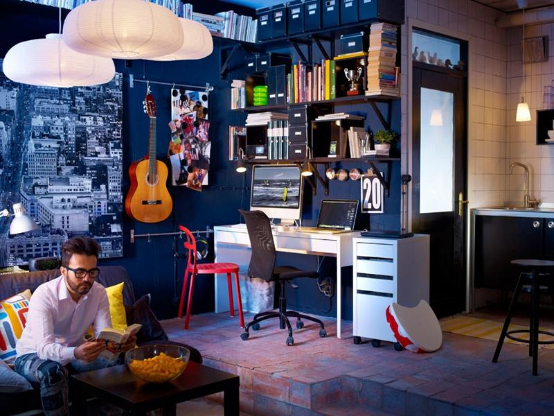 23 Amazingly Cool Home Office Designs-9