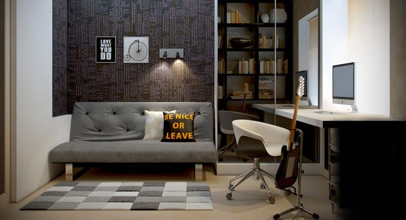 23 Amazingly Cool Home Office Designs-title