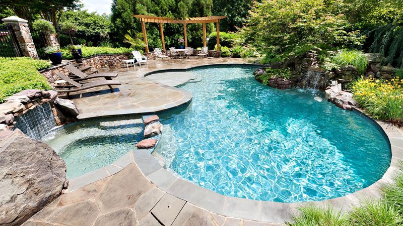 23 Awesome In Ground Pools You Have to See to Believe-3