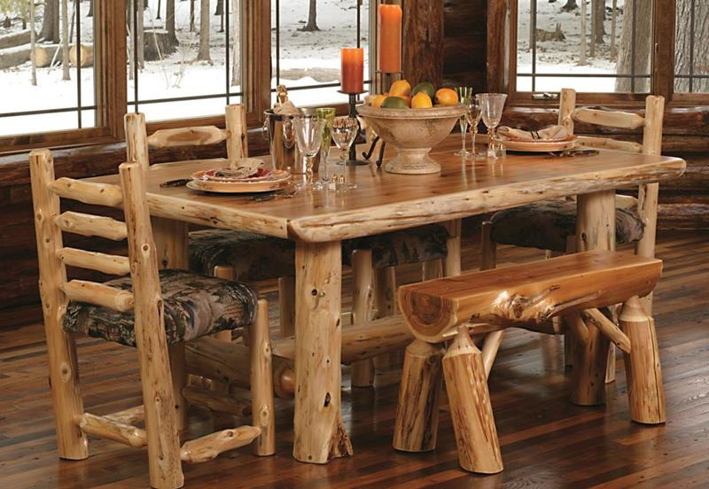 24 Totally Inviting Rustic Dining Room Designs-11