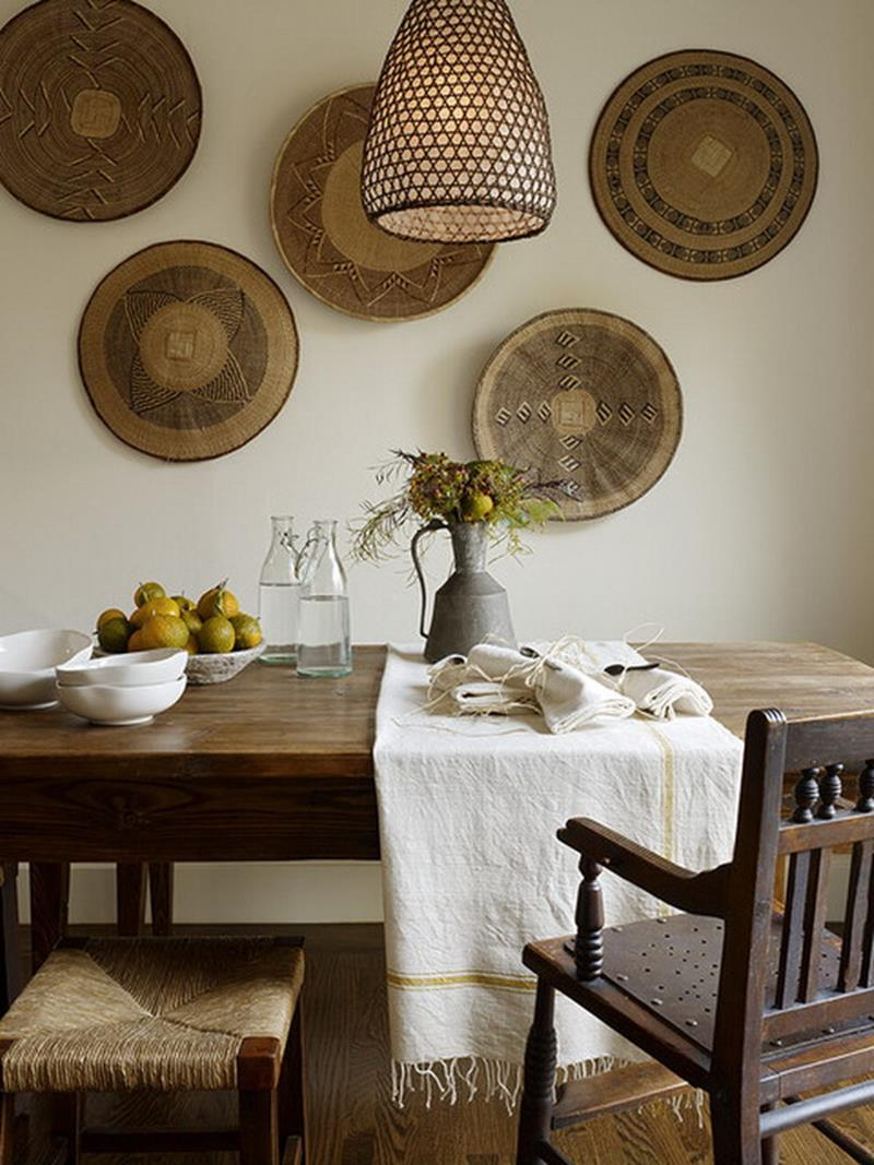 24 Totally Inviting Rustic Dining Room Designs-16