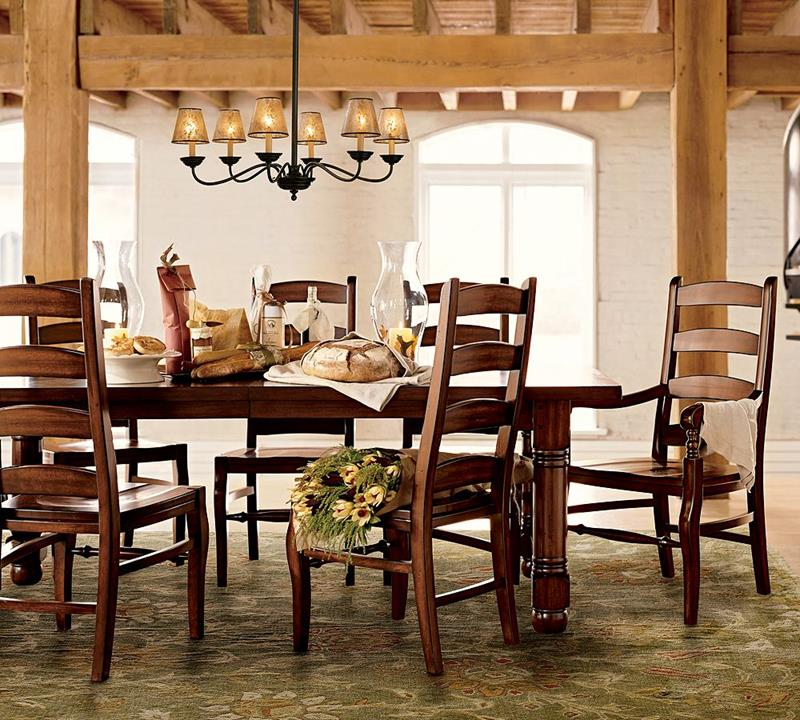 Rustic Dining Room Ideas: 24 Totally Inviting Rustic Dining Room Designs