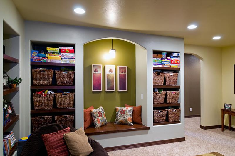 25 Inspiring Finished Basement Designs-23