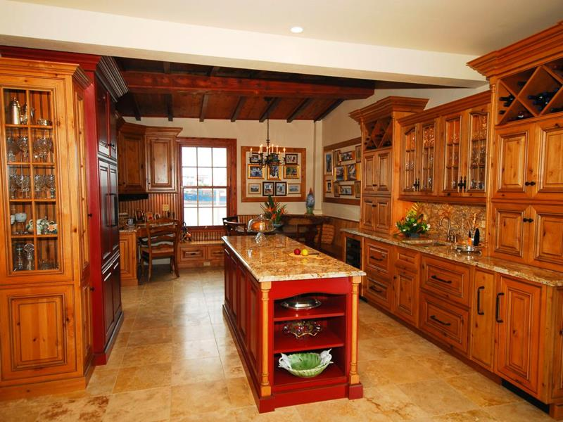 20 Professional Home Kitchen Designs-13