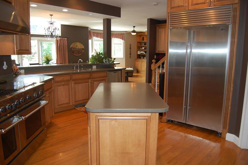 20 Professional Home Kitchen Designs-15