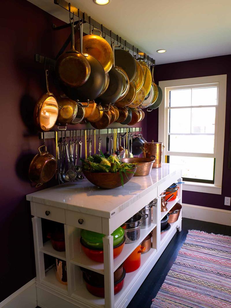 20 Professional Home Kitchen Designs-17