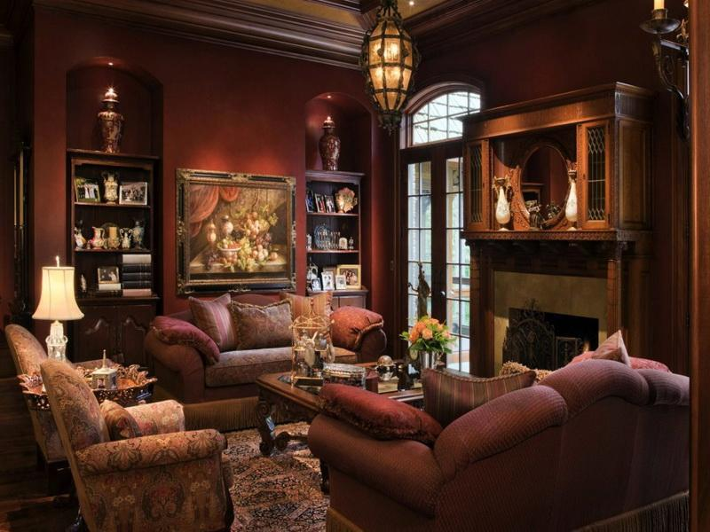 22 Cozy Country Living Room Designs-4