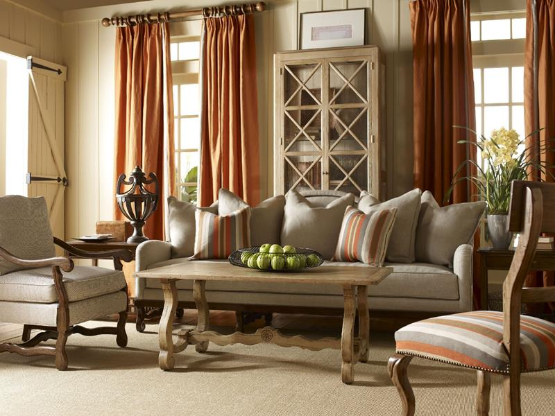 22 Cozy Country Living Room Designs-6