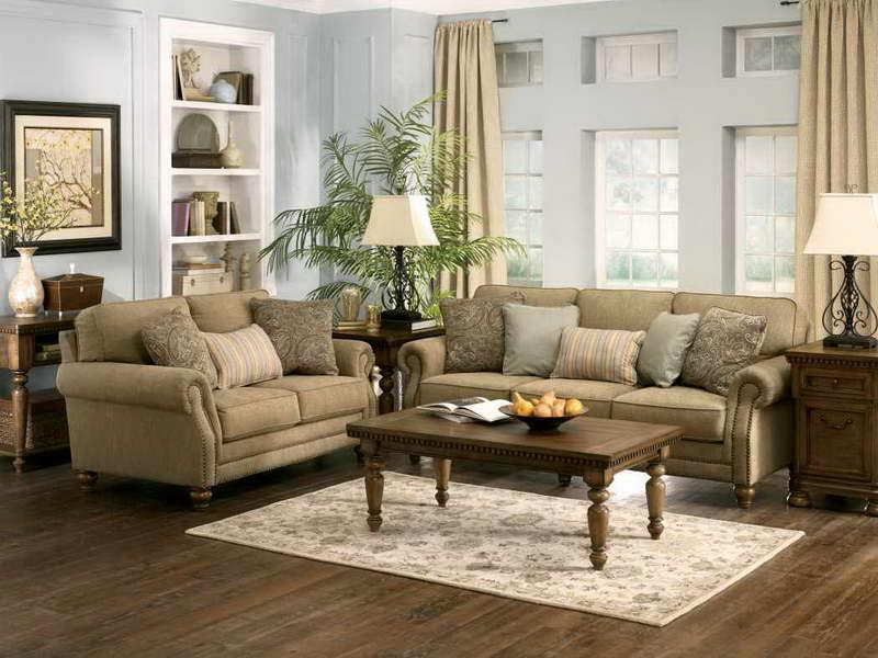 22 Cozy Country Living Room Designs-7