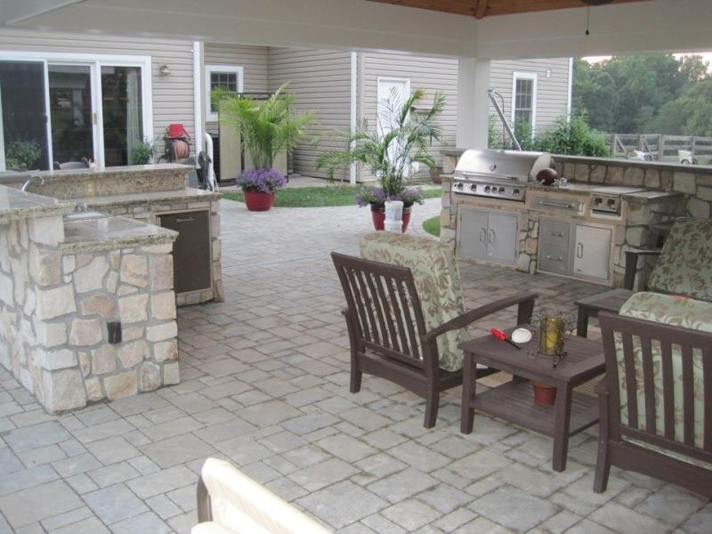 22 Home Patio Designs Perfect for Summer-15
