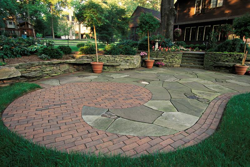 22 Home Patio Designs Perfect for Summer - Page 4 of 4 on Backyard Masonry Ideas id=41357