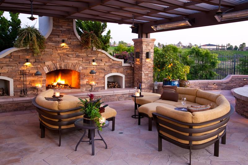 22 Home Patio Designs Perfect for Summer-3