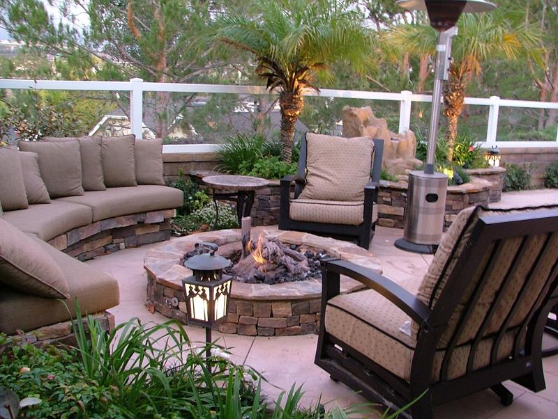 22 Home Patio Designs Perfect for Summer-4