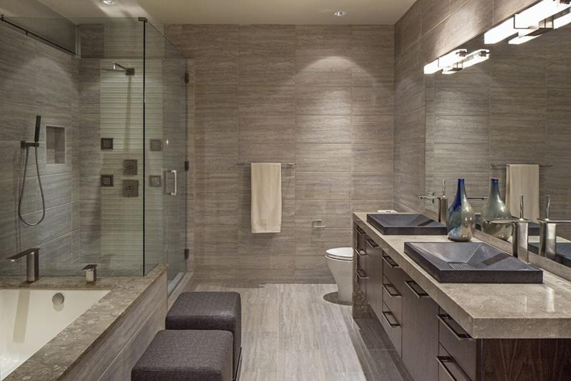 22 Masculine Bathroom Designs-17