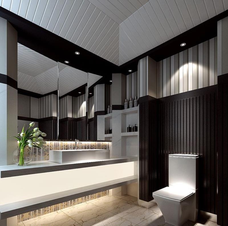 22 Masculine Bathroom Designs-18