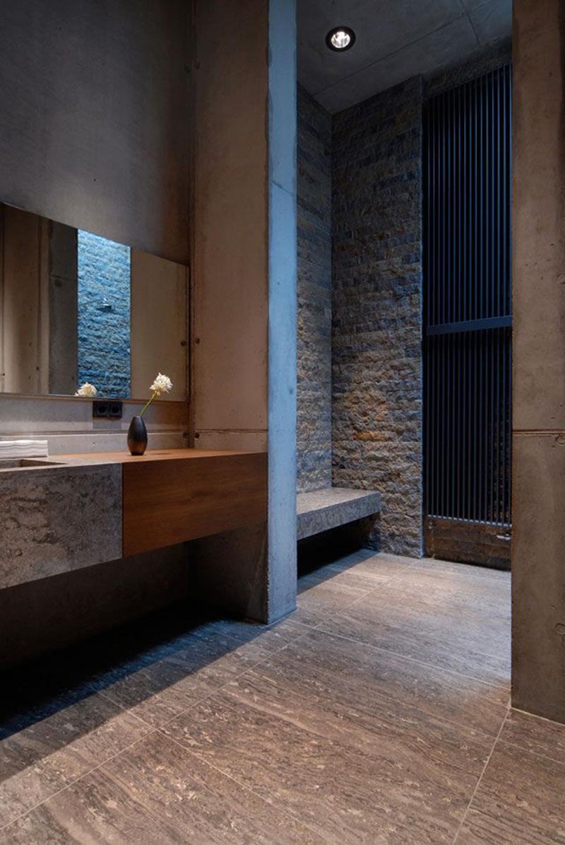22 Masculine Bathroom Designs-19