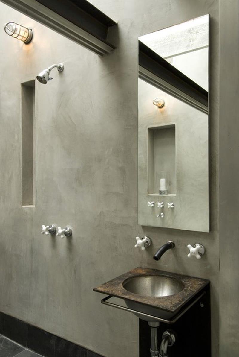22 Masculine Bathroom Designs-22