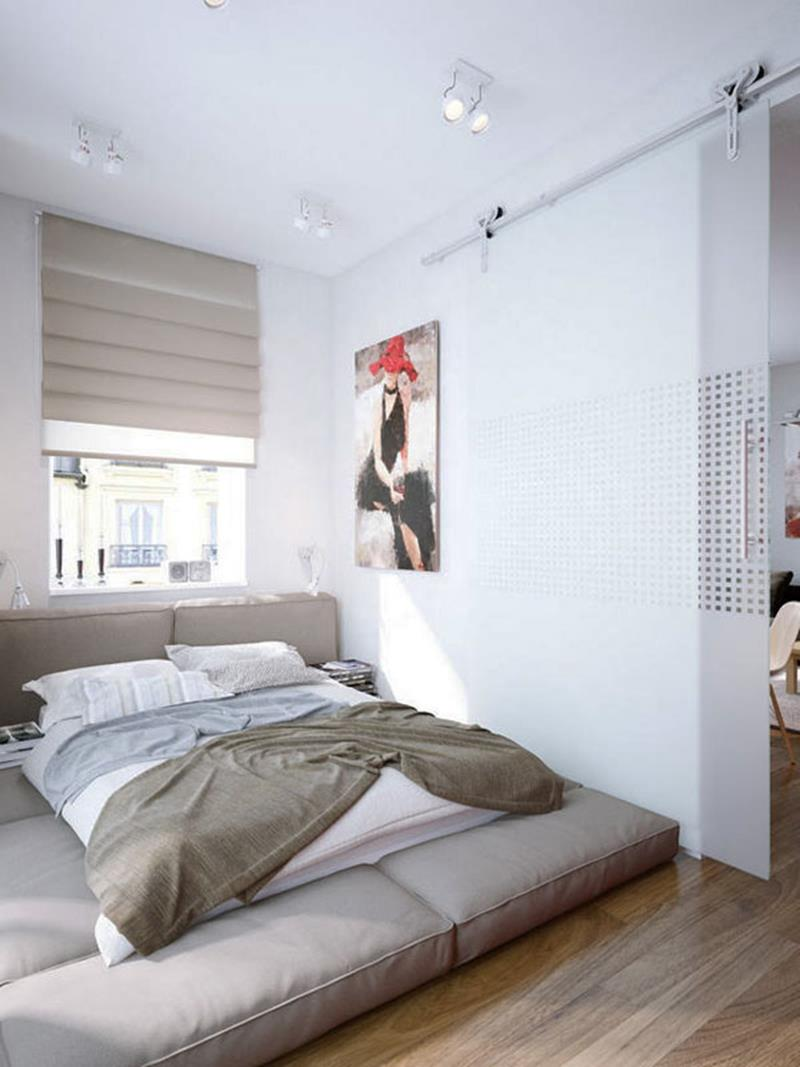 23 Efficient and Attractive Small Bedroom Designs-15