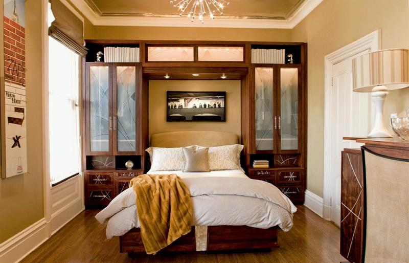 23 Efficient and Attractive Small Bedroom Designs-20