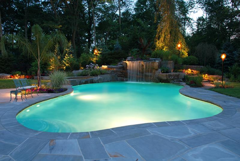 23 Visually Interesting In Ground Pool Designs-title