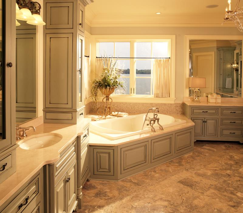 24 Incredible Master Bathroom Designs-16